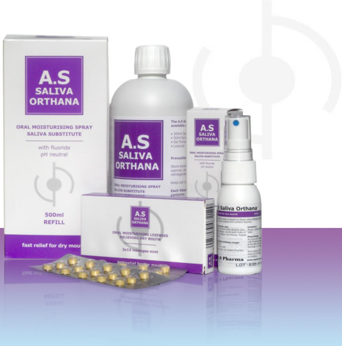 A S Pharma Product Range
